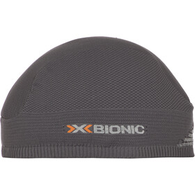 X-Bionic Helmet Cap light charcoal/pearl